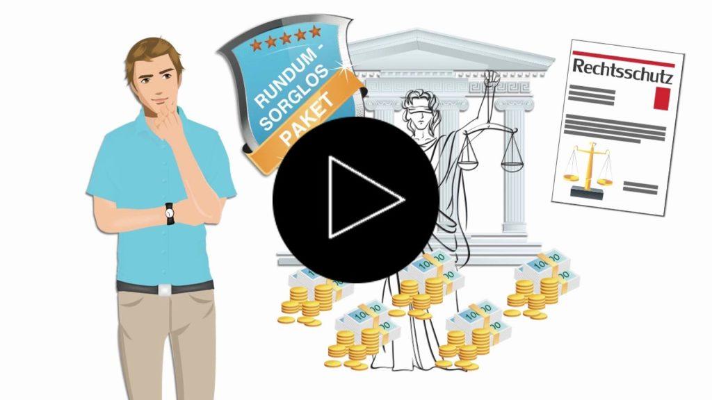 Rechtschutzversicherungsvergleich